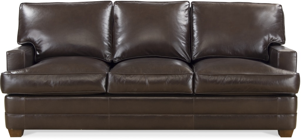 Elite Leather Track Arm Sofa In Stock Or Available To Be Custom Ordered Hundreds
