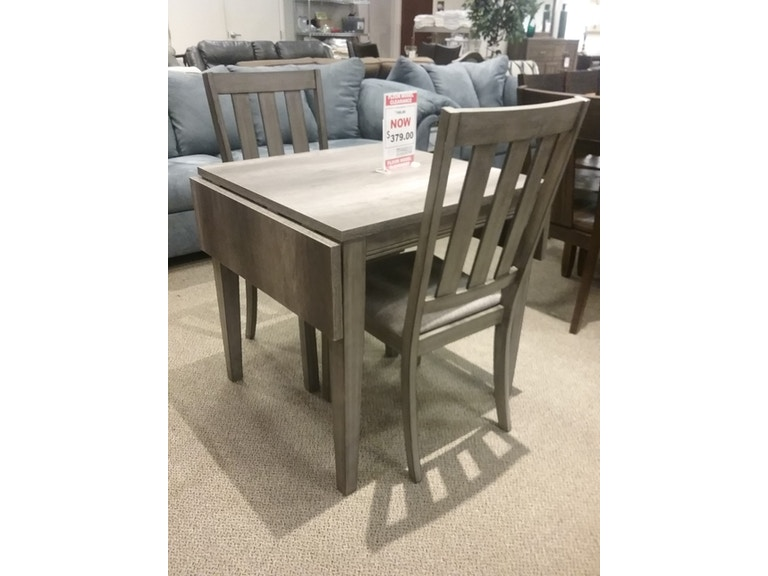 3 PIECE DROP LEAF TABLE SET By LIBERTY