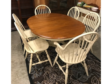 Shop Annes Attic Ethan Allen Dining Table 106AT05183