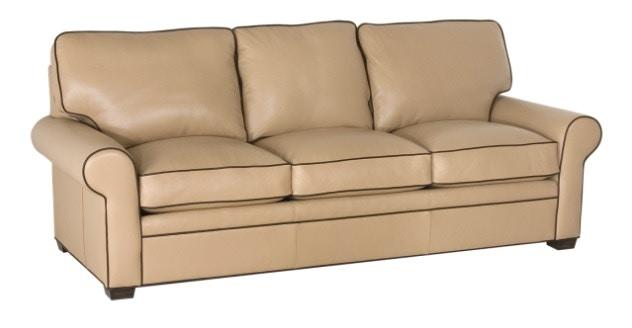 Classic Leather Morgan Sofa 11508
