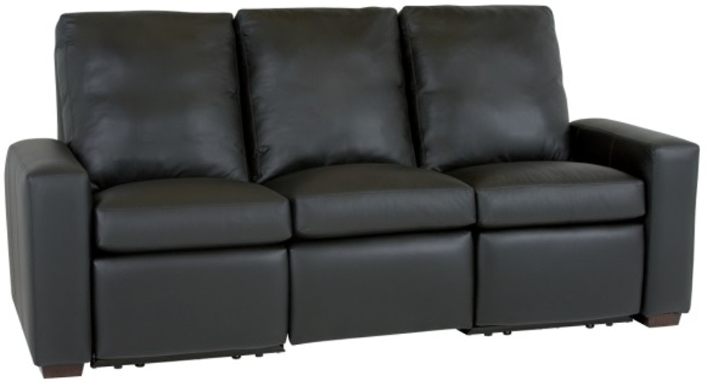 Remarkable Classic Leather Living Room Metro Motorized Reclining Sofa Gmtry Best Dining Table And Chair Ideas Images Gmtryco