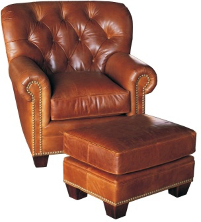 Marvelous Classic Leather Living Room Tufted Back Fireside Chair And Dailytribune Chair Design For Home Dailytribuneorg