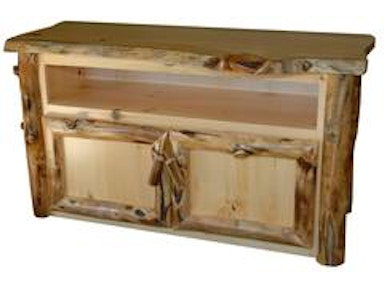 Whole Amish Aspen Tv Stand 1363