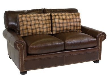 Classic Leather Tamarack Loveseat 2512
