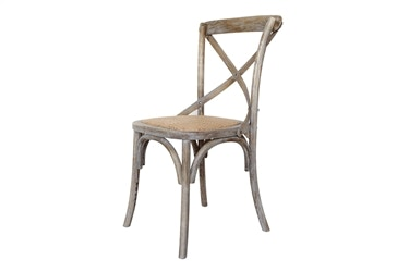 Forty West Brody X Back Side Chair 52508