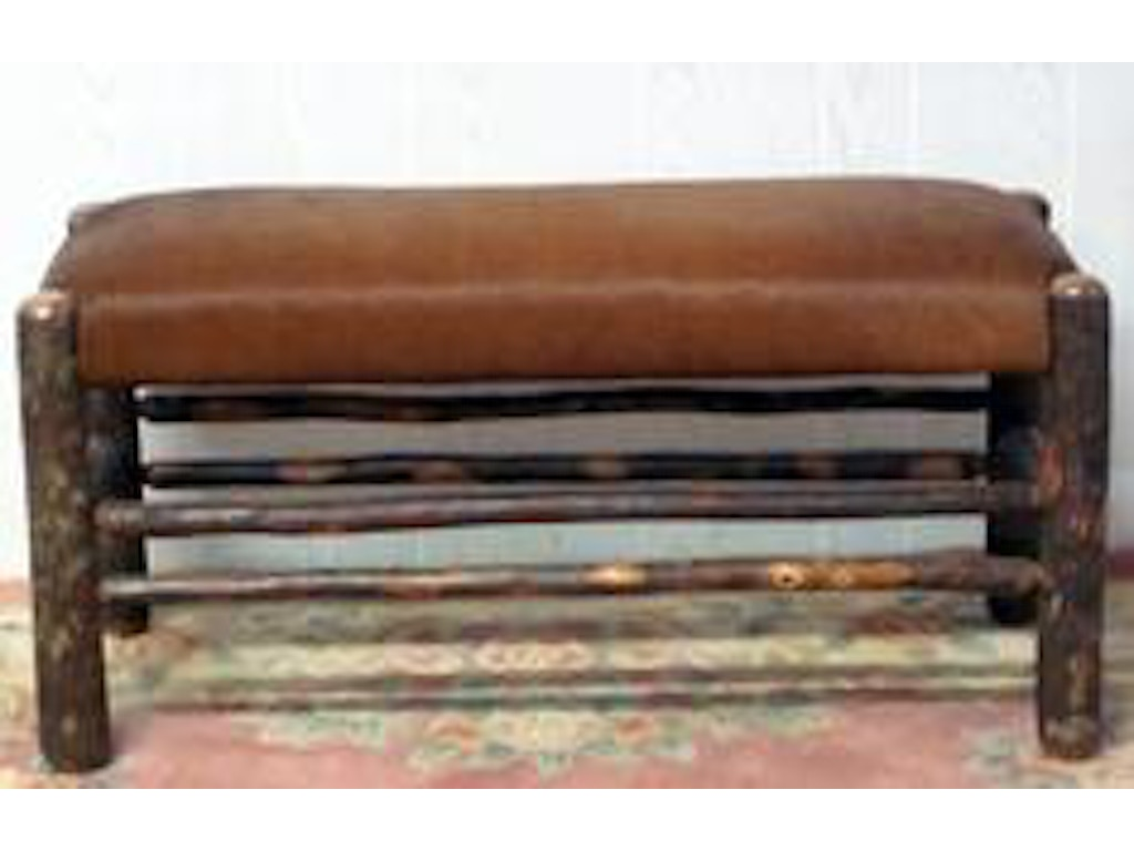 Wholesale Amish Living Room Dressing Bench No Arms 5257
