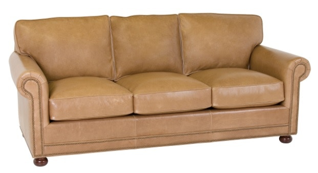 Classic Leather Larsen SB 84 Inch Sofa 58 66 3 3 SB