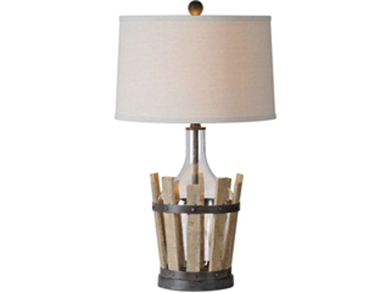 Forty West 28 Inch Grayton Table Lamp 72042