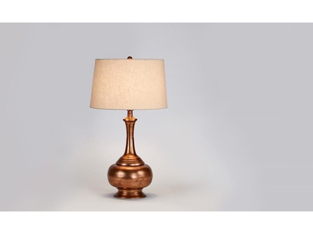 Jatex International Lamps And Lighting Ginnie Lamp