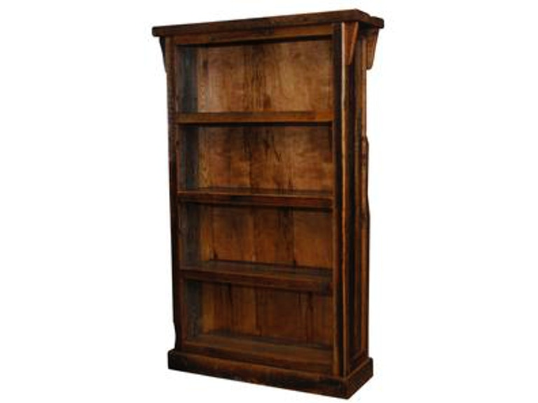 Wholesale Amish BARNWOOD BOOKCASE B500