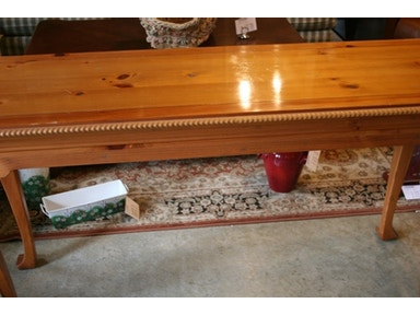 Shop Annes Attic Dark Sofa Table 106AT04420