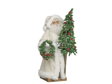 Ditz Designs Ivory Christmas 11503