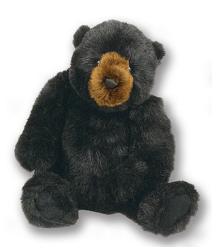 Ditz Designs Accessories Black Bear Jointed   22 Inches 40195 At High  Country Furniture U0026 Design