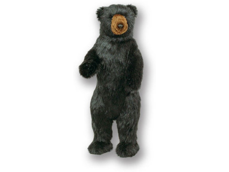 Ditz Designs Accessories Standing Black Bear 36 Inches 75021 High Country Furniture Design