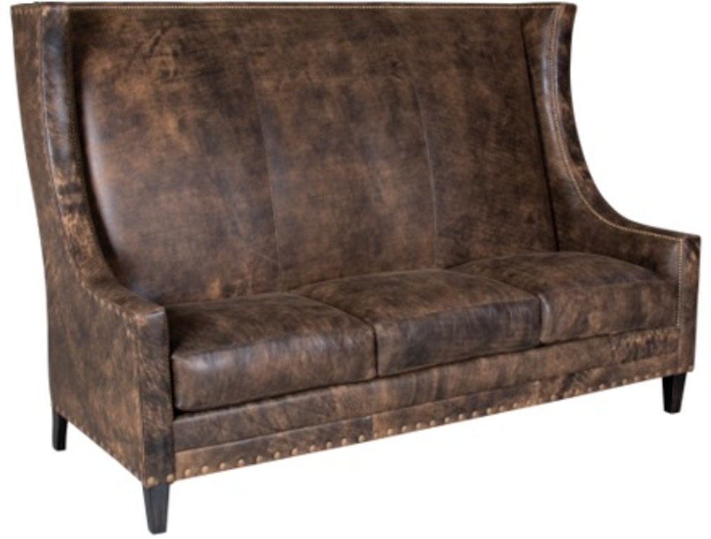Classic Leather Living Room Haus Sofa TA-6533 - High Country ...