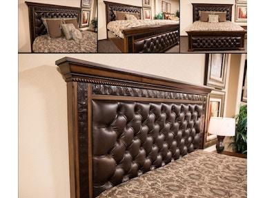 The Olde Merchantile Bedroom Valentino Bed Valb1001 High
