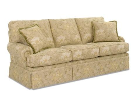 Tyndall Manor 3 Cushion Lawson Sofa With Skirt TYN 58000