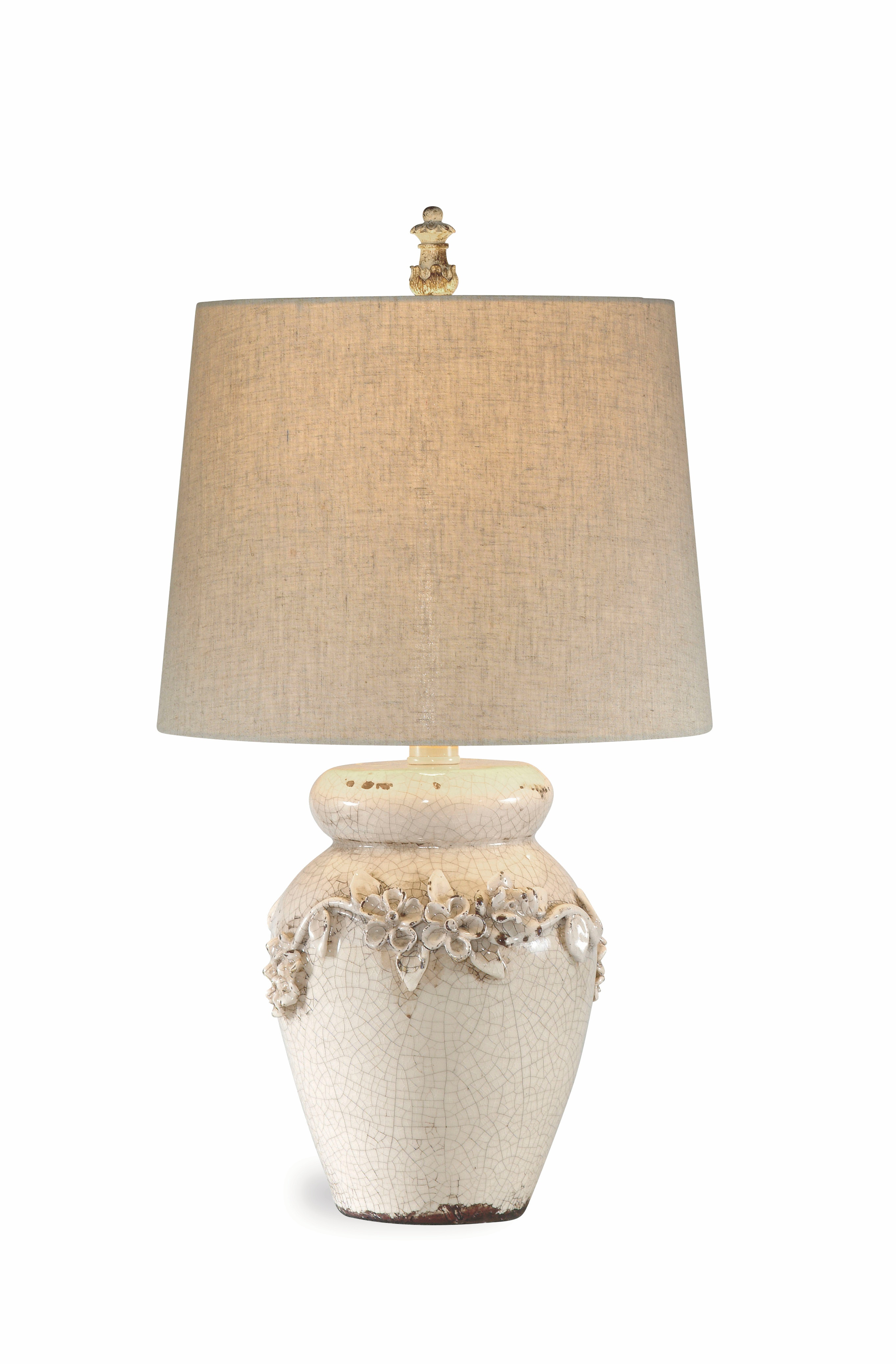 Bassett Mirror Company Accessories Eleanore Table Lamp L2321TEC At Bacons  Furniture