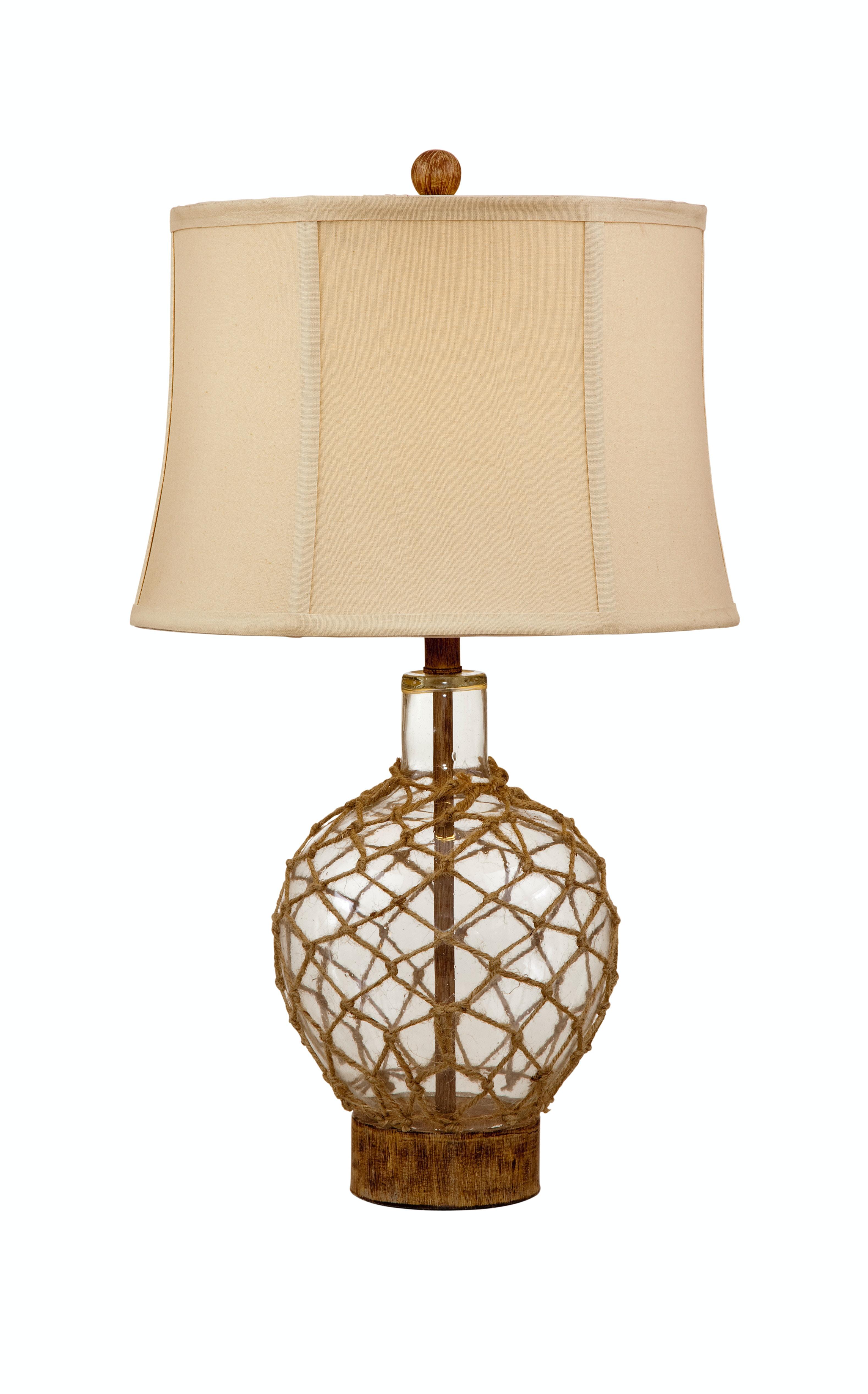 Bassett Mirror Company Accessories Nautilus Table Lamp L2589tec