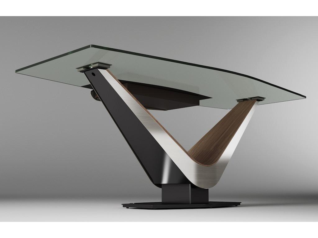 finesse modern home office victor desk   finesse furniture  - finesse modern victor desk