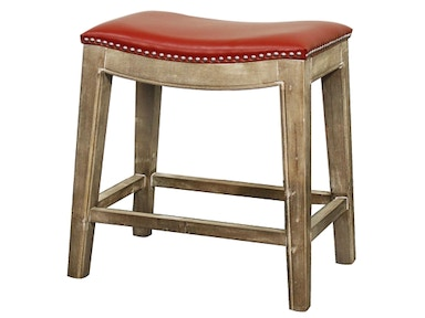 Outlet Elmo Counter Stool - Red 209320