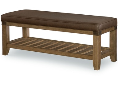 Outlet Metalworks Bed Bench 200810