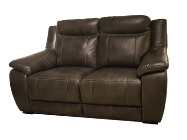 Finesse Taylor Loveseat in Slate Bolero Fabric 311340