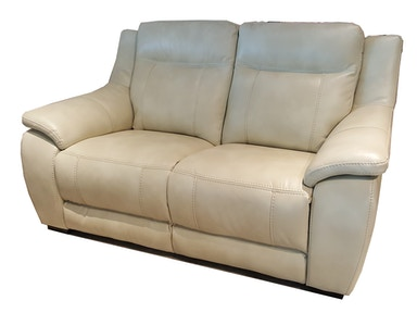 Finesse Taylor Loveseat in Oyster Bolero Fabric 311370