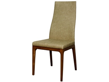 Outlet Riley Antique Tan Dining Chair 275880