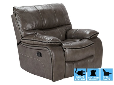 Finesse Motion Abriana Leather Power Motion Recliner 340510