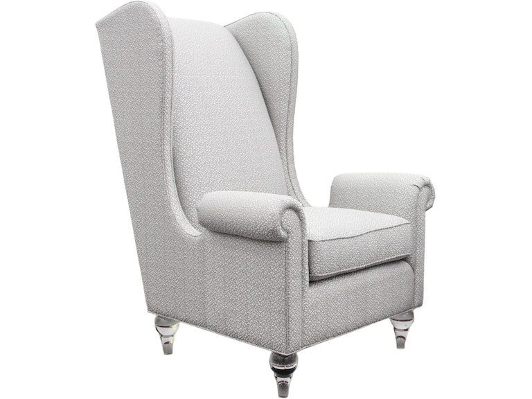 Hudson Living Room Calliope Accent Chair 419370 Finesse
