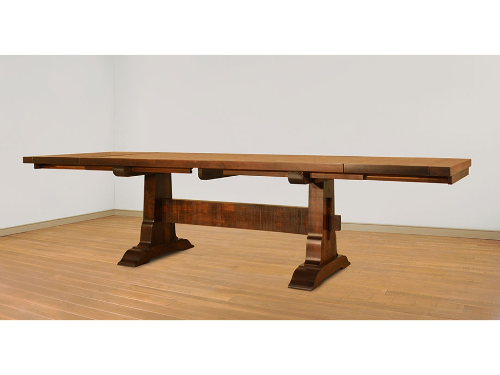 Ruffsawn Dining Room Clockmaker Dining Table With 2 18