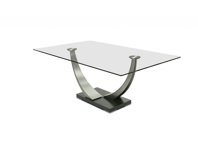 Finesse Modern Tangent Rectangle Dining Table 342rec