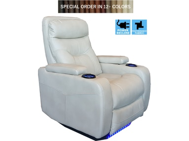 Finesse Motion FX Theatre Recliner - Oyster Bolero 340960