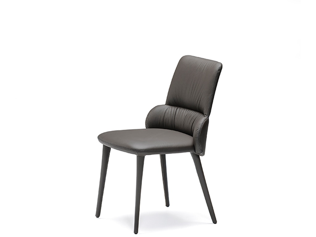 Finesse modern dining room ginger dining chair finesse for Chaise edmonton