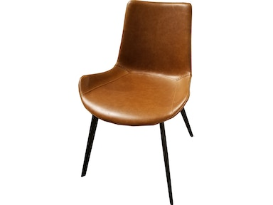 Hype Dining Chair Brown