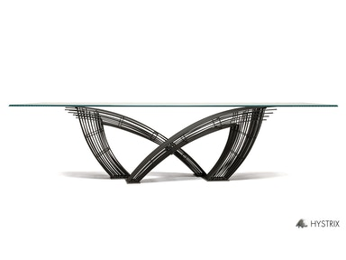 Finesse Modern Hystrix Dining Table Hystrix