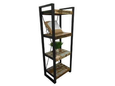 Outlet Industrial - Bookcase is-110