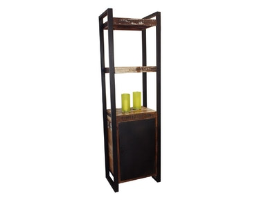 Outlet Industrial - Bookcase is-112