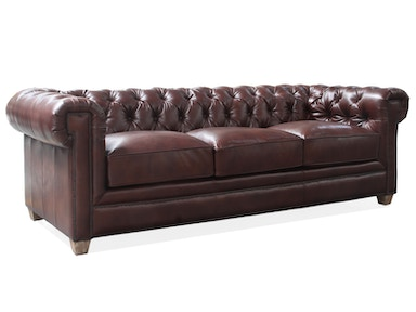 Hudson Kingston Sofa 100% Leather HH Studio 419390