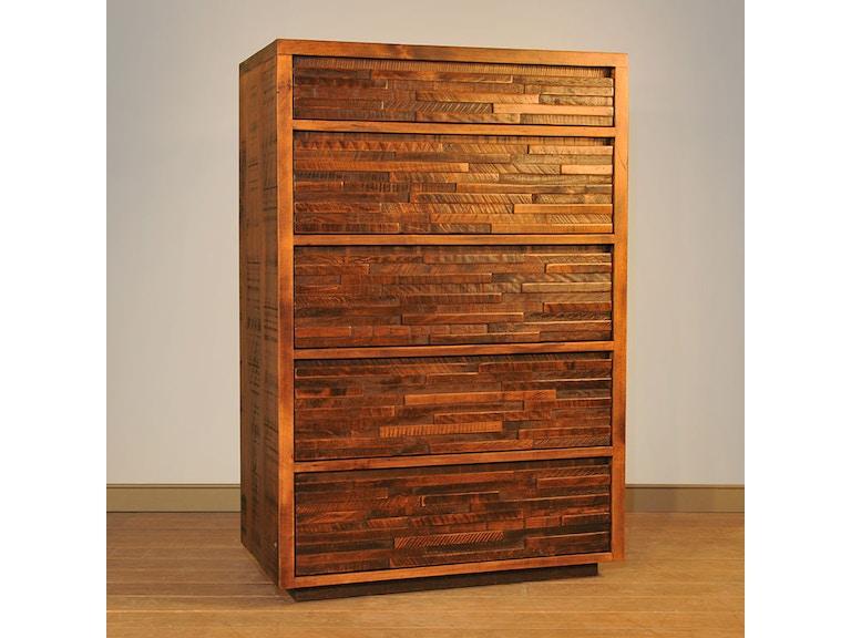 Ruffsawn Bedroom Ledgerock Bed LEROBED Finesse Furniture