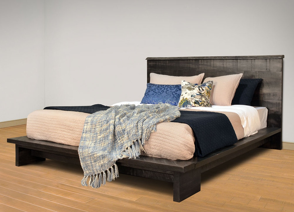 Ruffsawn Bedroom Modelli Bed Modebed Finesse Furniture