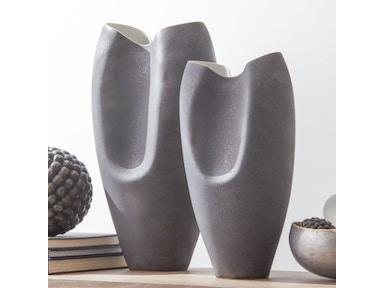 Large Pinched Oxus Vase