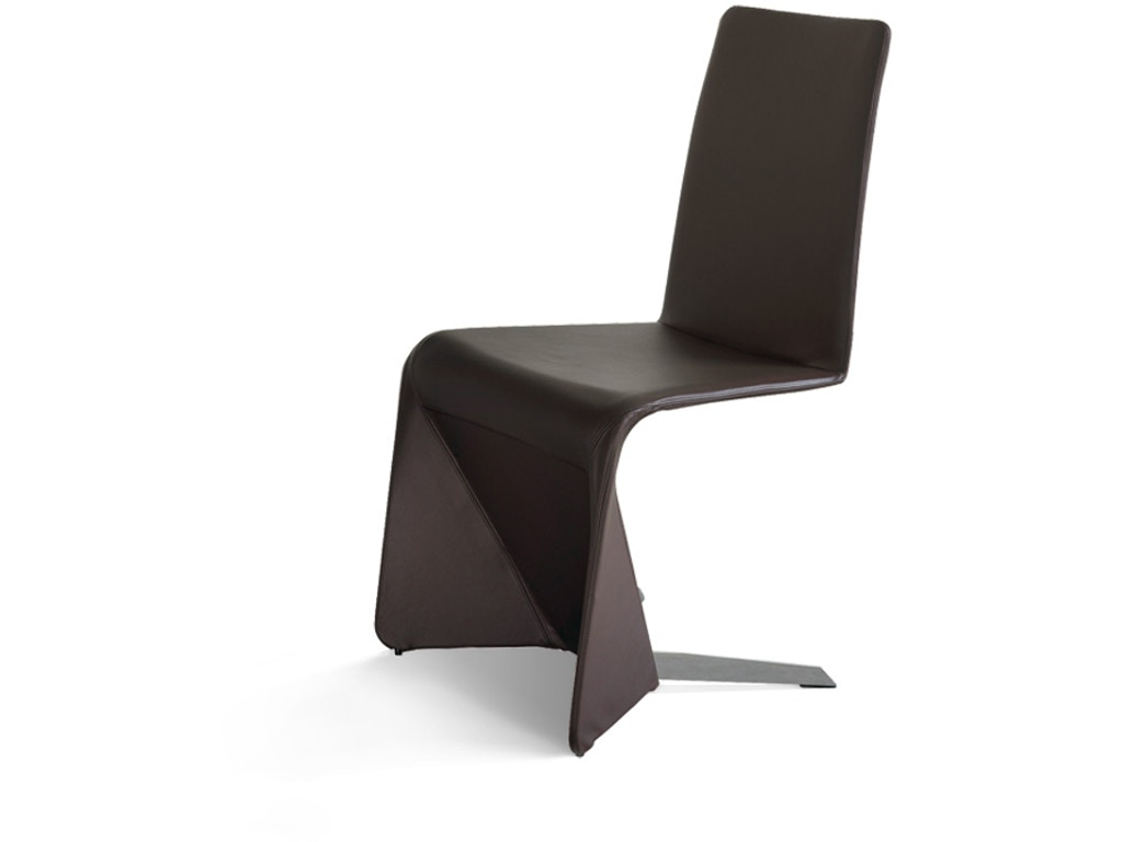 Finesse modern dining room patricia dining chair finesse for Chaise edmonton