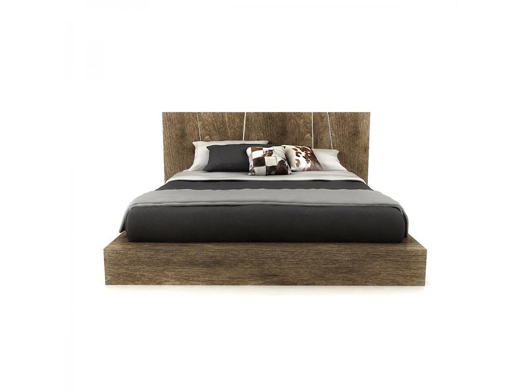 Modern Bedroom Furniture Edmonton Finesse Modern Bedroom Silk Platform Bed Bedsilk Finesse