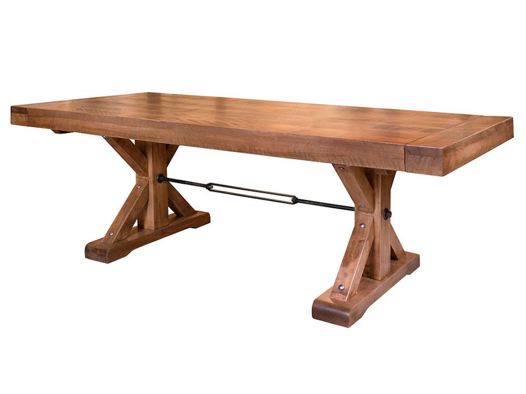 Turnbuckle Dining Room Table