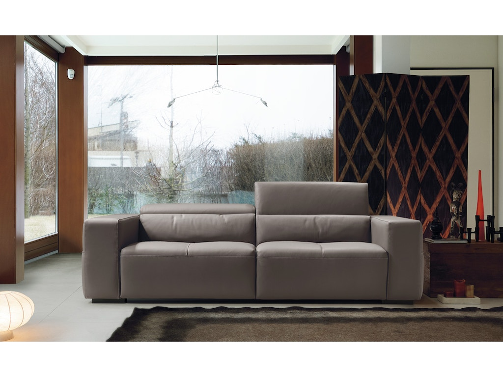 Finesse Modern Living Room Tiffany Sectional by Gamma ...