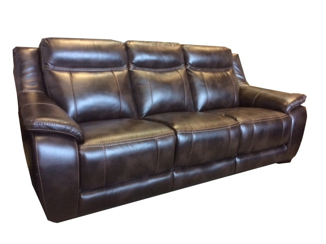 Finesse Taylor Sofa In Coffee Bolero Fabric 422350