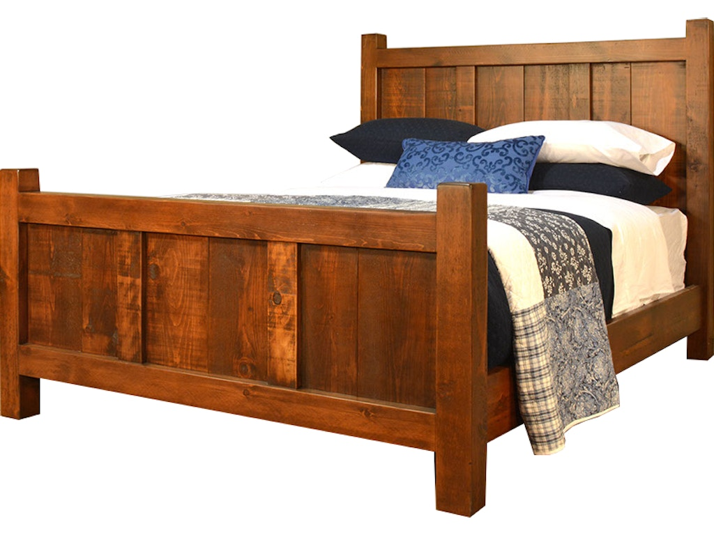 Solid Maple Bedroom Furniture Ruffsawn Bedroom Timber King Bed Solid Maple Made In Canada