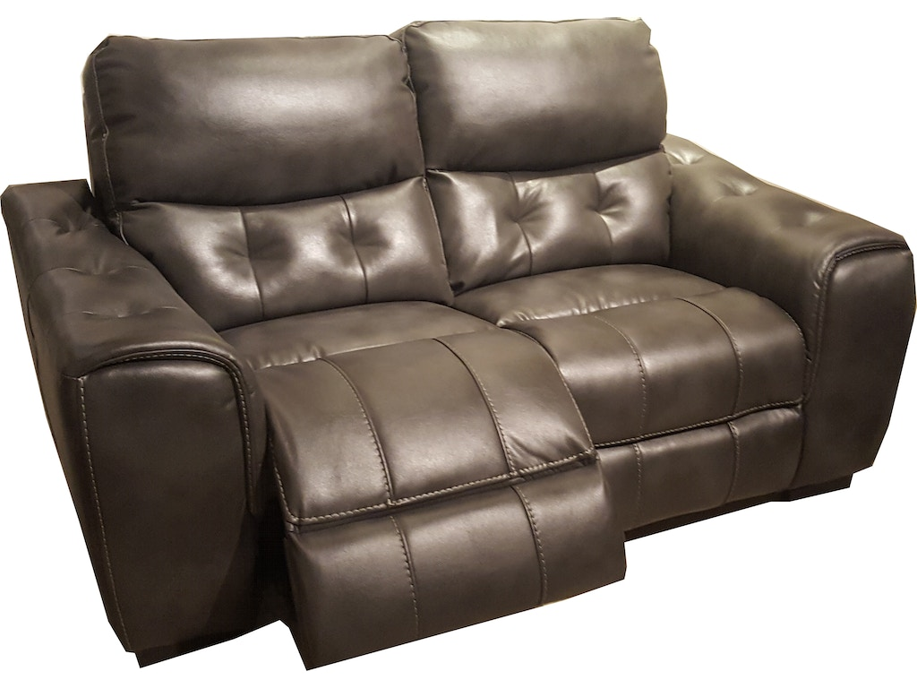 Finesse Motion Living Room Trevisio Power Recline Loveseat